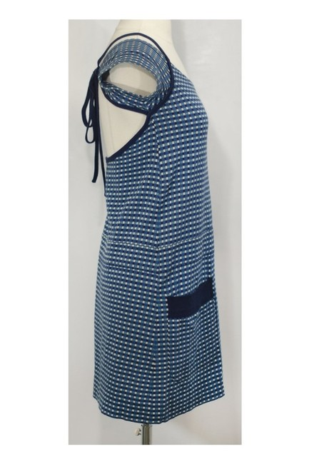Marc by Marc Jacobs short dress blue Teal And Navy Cotton on Tradesy Image 1