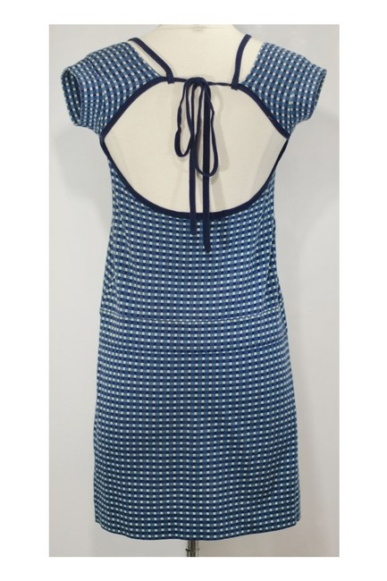 Marc by Marc Jacobs short dress blue Teal And Navy Cotton on Tradesy Image 2