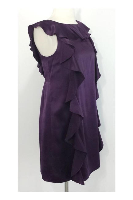 Julie Haus short dress purple Silk on Tradesy Image 1