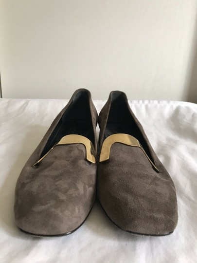 Gucci Brown Flats Image 2