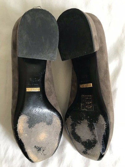 Gucci Brown Flats Image 6