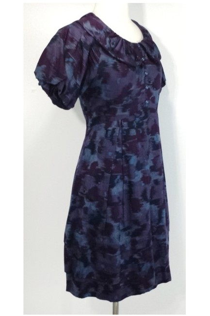 Marc by Marc Jacobs short dress purple Abstract Print Cotton on Tradesy Image 1