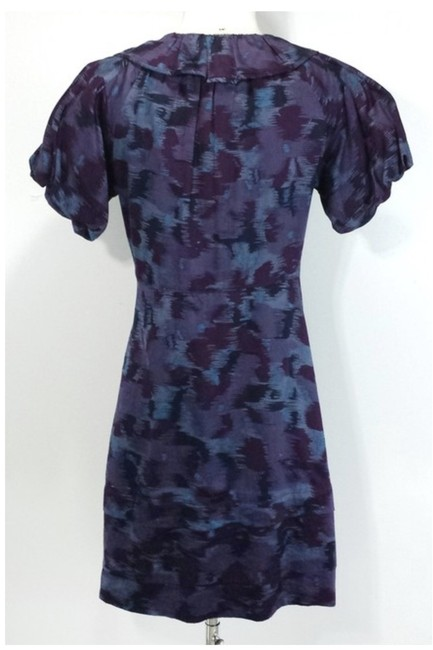 Marc by Marc Jacobs short dress purple Abstract Print Cotton on Tradesy Image 2