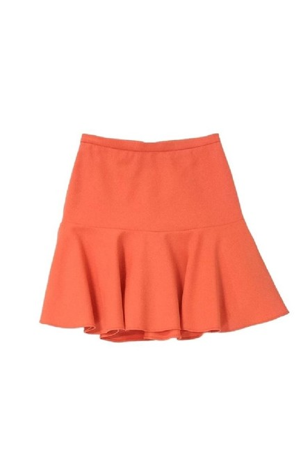 Preload https://img-static.tradesy.com/item/25194921/elizabeth-and-james-orange-skirt-size-2-xs-0-0-650-650.jpg