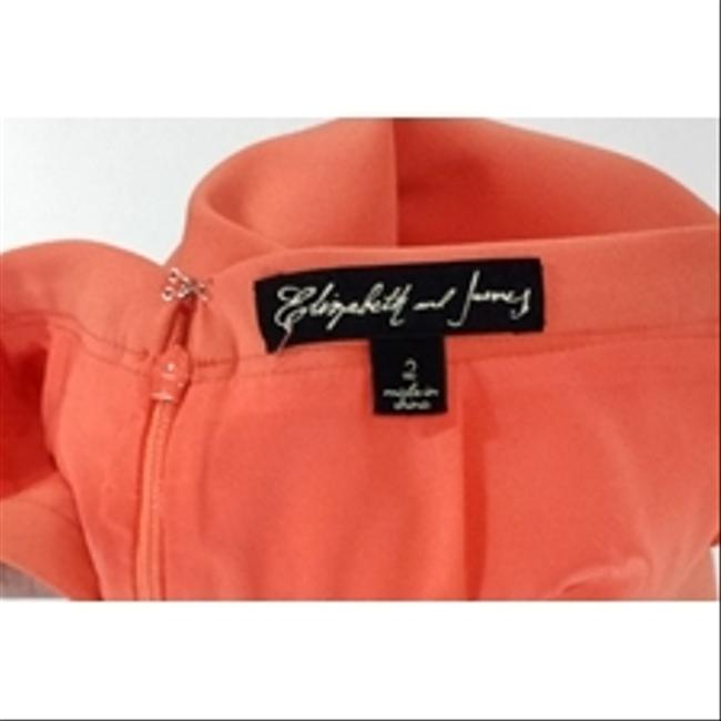 Elizabeth and James Sorbet Fit Flare Skirt orange Image 2