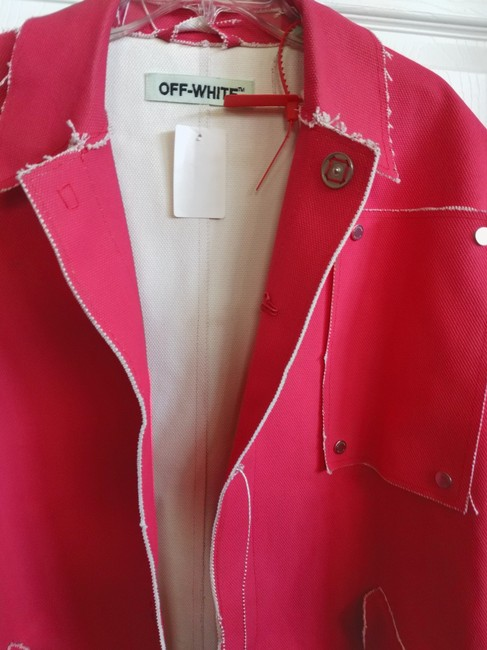 Off-White Trench Coat Image 5