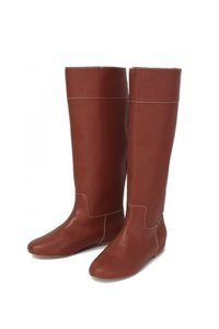 Pour La Victoire Saddle Orville Knee High brown Boots