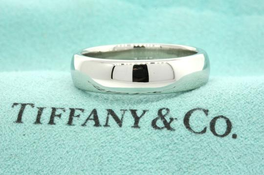 Tiffany & Co. Classic Lucida Wedding Engagement Eternity Band Ring 6mm Image 1