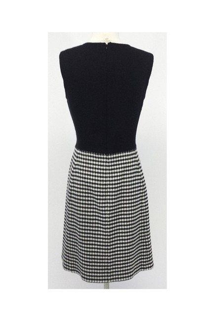 Ralph Lauren short dress black Wool Cashmere Houndstooth Sheath on Tradesy Image 2