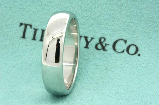 Tiffany & Co. Classic Lucida Wedding Engagement Eternity Band Ring 6mm Image 2