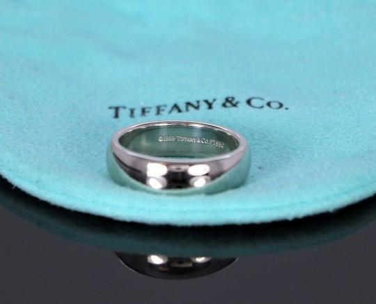 Tiffany & Co. Classic Lucida Wedding Engagement Eternity Band Ring 6mm Image 3