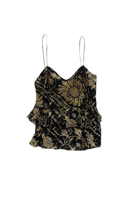 Item - Black Activewear Top Size 4 (S)