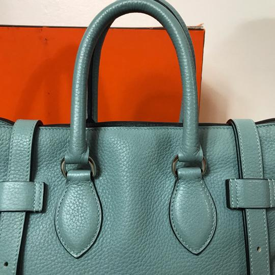 Hermès Pursangle 31 Styled By Blank Satchel in blue Image 1