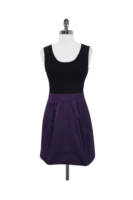 Preload https://img-static.tradesy.com/item/25195221/theory-purple-short-casual-dress-size-2-xs-0-0-650-650.jpg