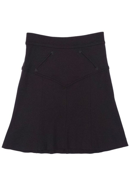 Diane von Furstenberg Knit Mini Skirt brown Image 2