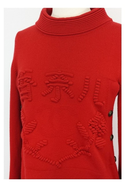 Chanel Shanghai Collection Cashmere Tunic Image 3