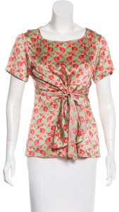 SUNO Top Pink, Green