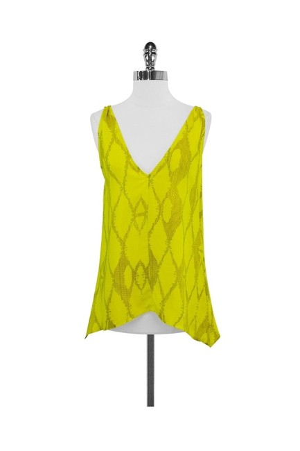 Preload https://img-static.tradesy.com/item/25195409/twelfth-st-by-cynthia-vincent-yellow-tank-topcami-size-8-m-0-0-650-650.jpg