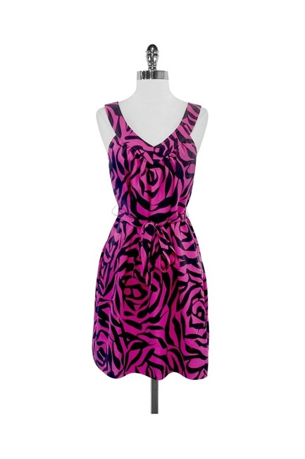 Preload https://img-static.tradesy.com/item/25195410/marc-by-marc-jacobs-pink-short-casual-dress-size-0-xs-0-0-650-650.jpg