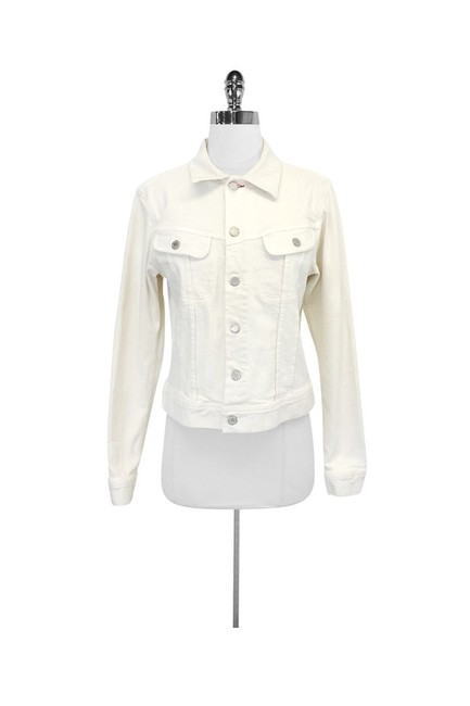 Preload https://img-static.tradesy.com/item/25195485/ralph-lauren-white-jacket-size-12-l-0-0-650-650.jpg