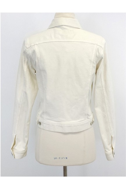 Ralph Lauren Ivory Denim white Jacket Image 2