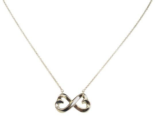 Preload https://img-static.tradesy.com/item/25195650/tiffany-and-co-paloma-picasso-sterling-silver-infinity-loving-heart-sq-necklace-0-1-540-540.jpg