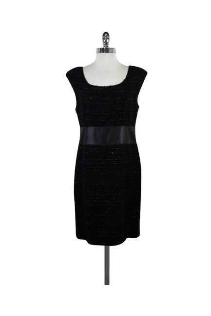 Preload https://img-static.tradesy.com/item/25195662/lafayette-148-new-york-black-short-casual-dress-size-10-m-0-0-650-650.jpg