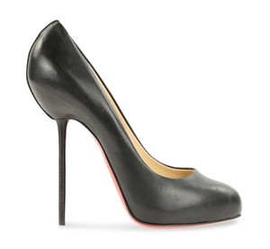 Christian Louboutin Big Black Pumps
