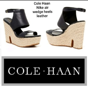 e25ab796d5cd Cole Haan Wedges - Up to 90% off at Tradesy