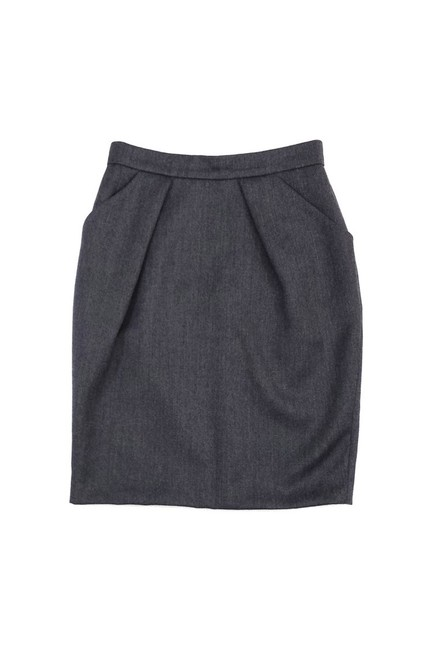 Item - Gray Skirt Size 6 (S)