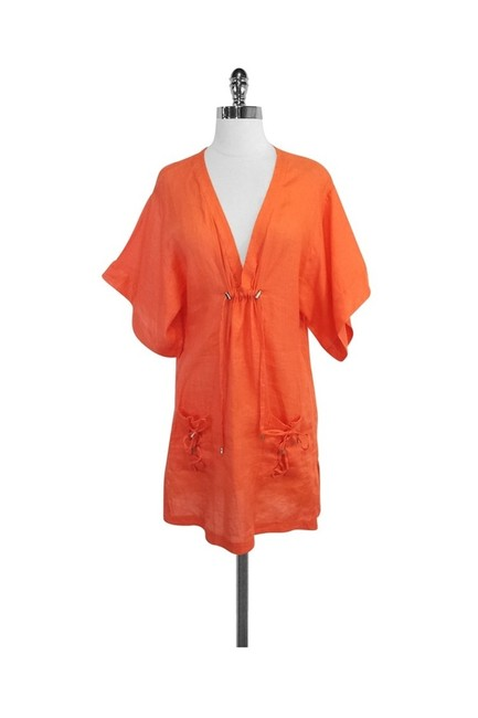 Item - Orange Maternity Swimwear Size 8 (M)