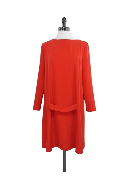 Item - Red Short Casual Dress Size 8 (M)