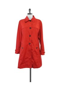 Max Mara Cotton Blend Trench Coat