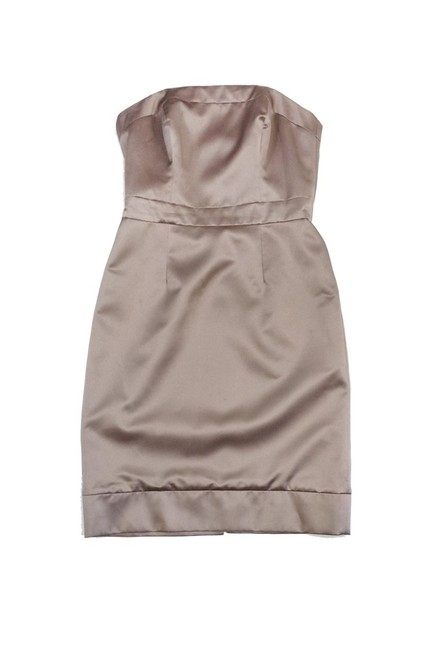 Item - Tan Short Casual Dress Size 8 (M)
