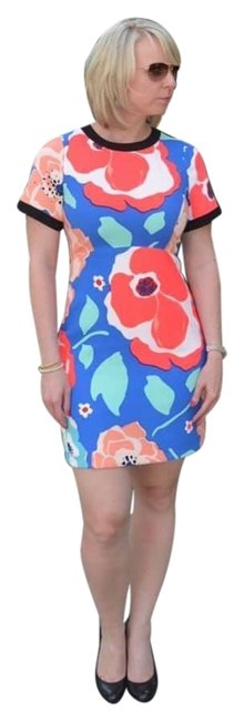 Item - Multicolor Short Night Out Dress Size 8 (M)