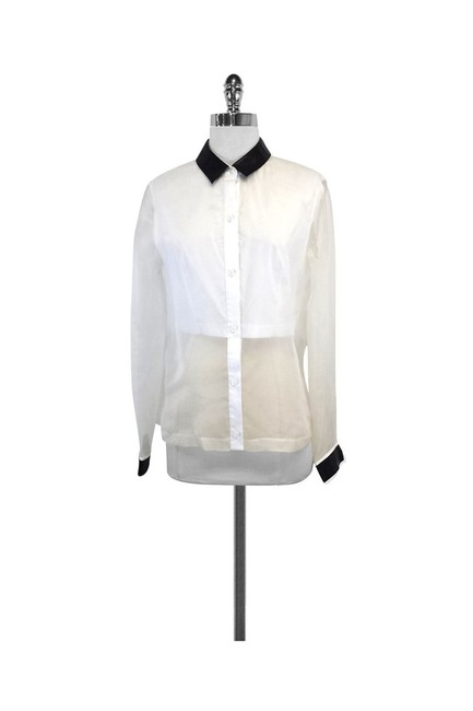 Item - White Blouse Size 6 (S)