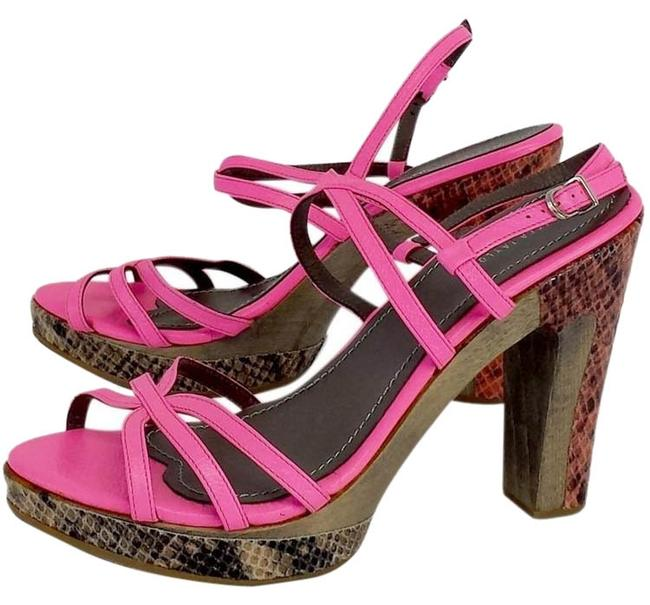 Item - Pink Pumps Size US 7.5 Regular (M, B)