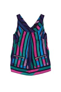 Marc by Marc Jacobs Multicolor Striped Top