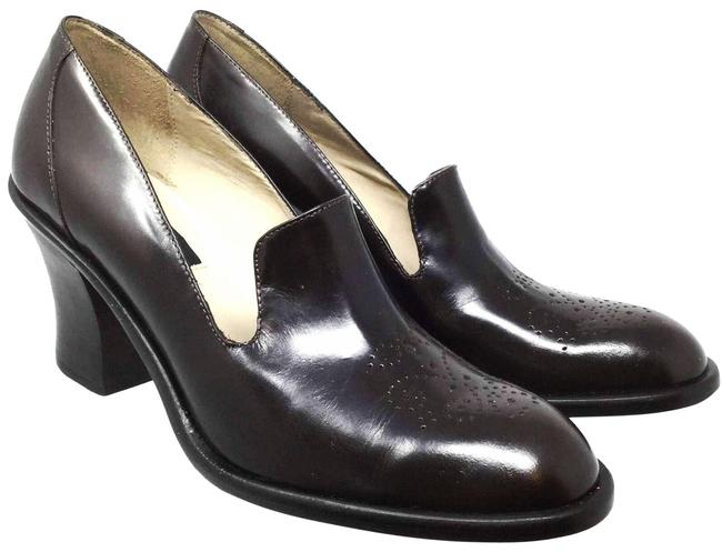 Item - Brown Women's Leather Formal Shoes Size US 9.5 Regular (M, B)