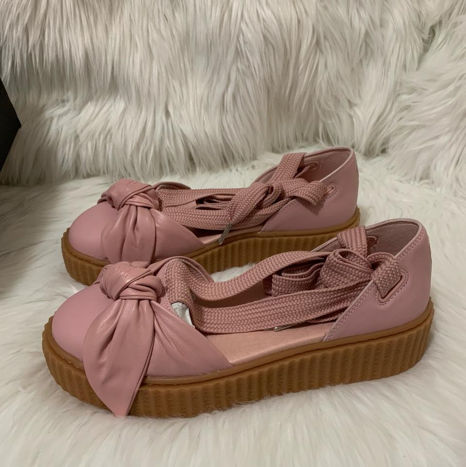 nice shoes 5e9bf 08c65 Bow Creeper Sandals