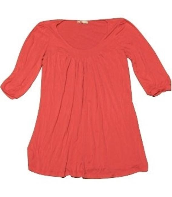 Preload https://item3.tradesy.com/images/forever-21-salmon-blouse-size-8-m-252-0-0.jpg?width=400&height=650