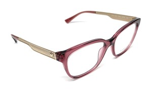 0be6cda91501 Versace NEW VE 3240 5209 TRANSPARENT PINK WOMEN S AUTHENTIC FRAME ...