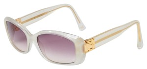 Louis Vuitton Louis Vuitton gold speckling acetate frame Soupcon PM Sunglasses-Z007