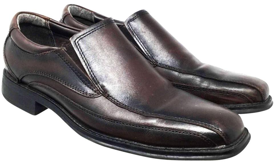5e0a4f26561d Dockers Brown Men s Loafers Leather Formal Shoes Size US 8 Regular ...