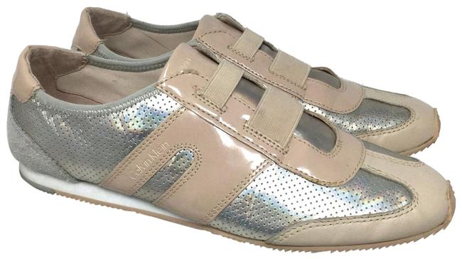 Item - Silver Pink Women's Harrah Sneakers Size US 9.5 Regular (M, B)