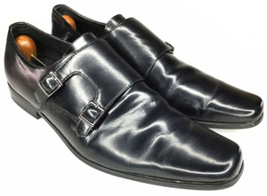 Stacy Adams S012618-13 Leather Black Mules