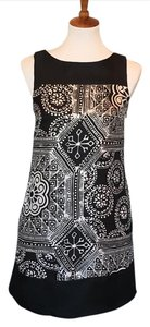 White House | Black Market Silk Dress