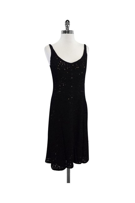 Item - Black Short Casual Dress Size 10 (M)