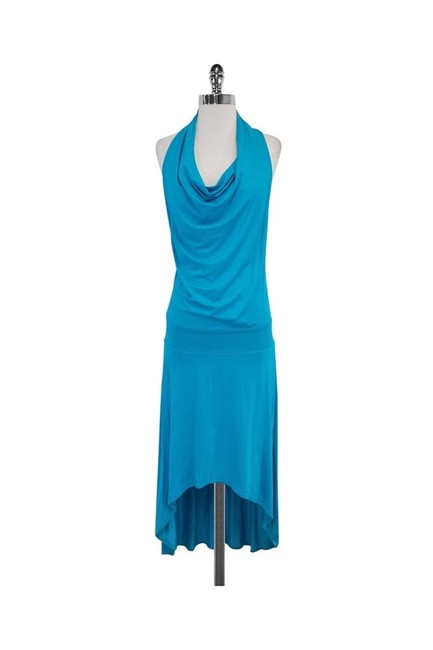 Item - Blue Casual Maxi Dress Size 4 (S)