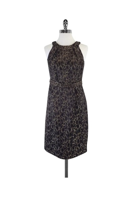 Item - Brown Short Casual Dress Size 4 (S)